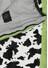 Grüezi-Bag Cow - Sacos de dormir - Multicolor